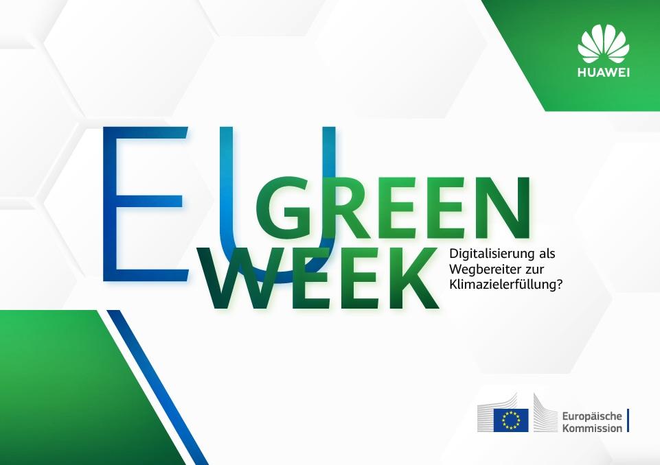 EU Green Week Event Visual