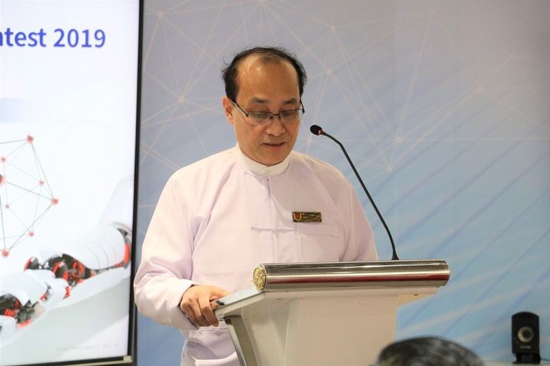 Myanmar National Cloud & AI Contest to Hold For the First Time - Huawei