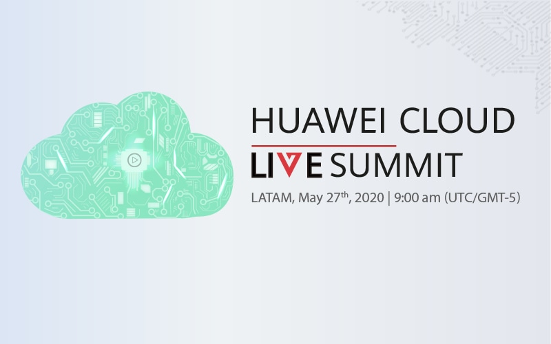Huawei Cloud Live summit