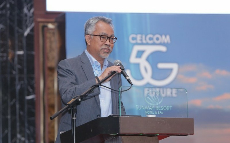 index pic Idham Nawawi CEO Celcom Axiata Sunway 5G Event indexnew