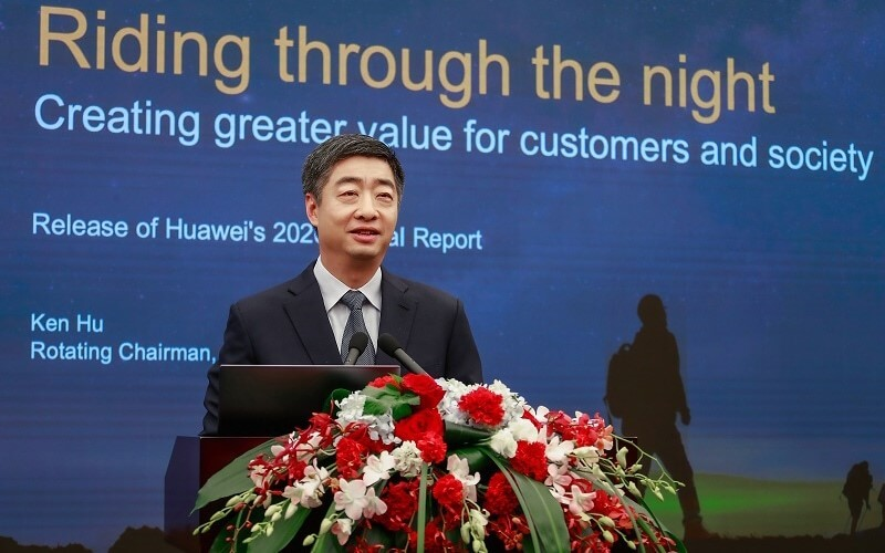 huawei 2020 annual report preview