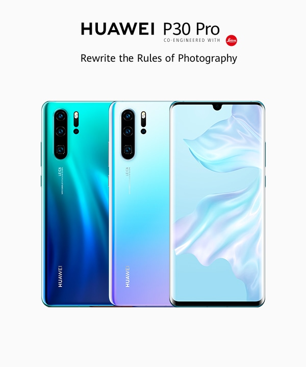 Huawei South Africa - Building a Fully Connected, Intelligent World